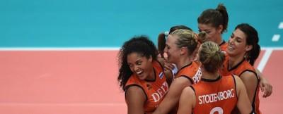 I Mondiali di pallavolo femminile in Italia