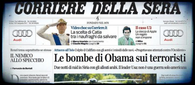 Com'è fatto il nuovo Corriere della Sera