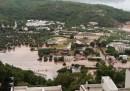 L'alluvione nel Gargano
