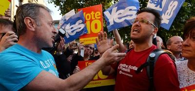 La Scozia tra Edimburgo e Glasgow