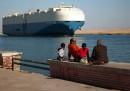 L'ampliamento del Canale di Suez
