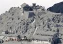 I morti per l'eruzione del vulcano Ontake