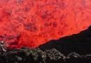 Il video spettacolare girato all'interno del vulcano Marum, in Vanuatu