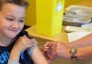 Un'infanzia senza vaccini