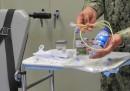 Gli Stati Uniti e i video dell'alimentazione forzata a Guantanamo
