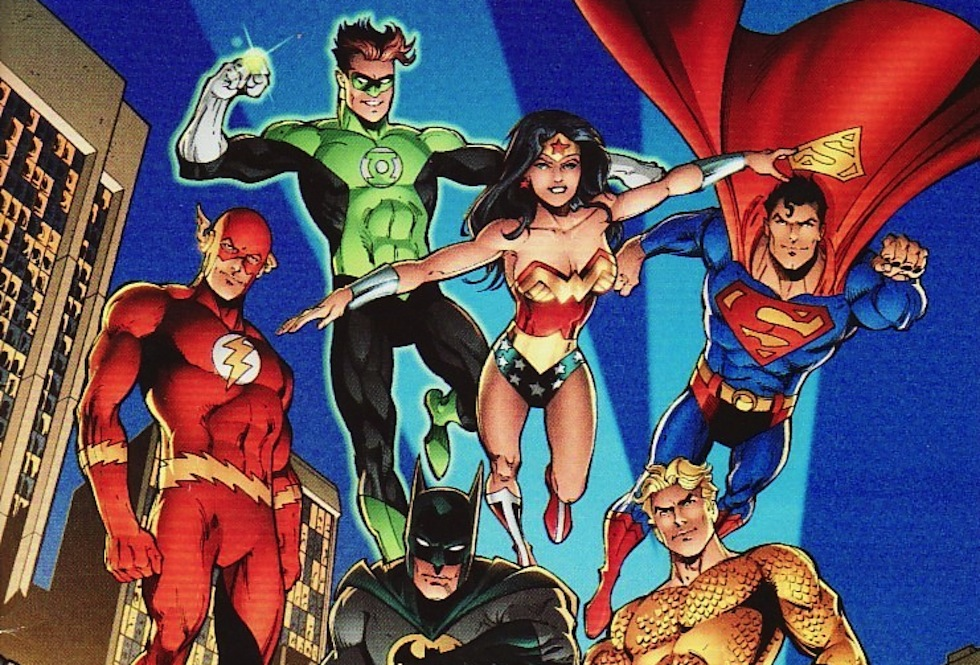 Supereroi justice league