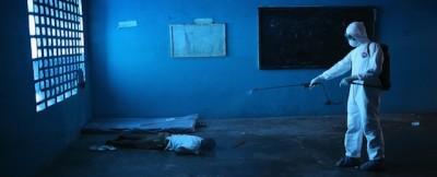 Dodici giorni in Liberia, senza toccare nessuno