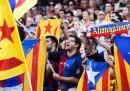 Il Barcellona vuole l'indipendenza della Catalogna?