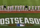 Cominciano i playoff del baseball