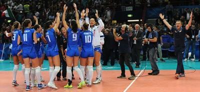 L'Italia e le Final Six di pallavolo femminile