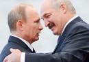 Gli arresti dopo Bielorussia-Ucraina