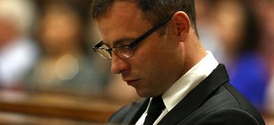 Oscar Pistorius condannato a 5 anni