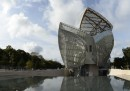 Le foto della Fondation Louis Vuitton