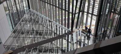 Le foto della nuova sede della BCE