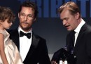 Le foto dell'American Cinematheque Award
