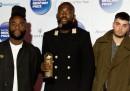 Gli Young Fathers hanno vinto il Mercury Prize