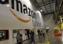 """Il negozio """"vero"""" di Amazon a New York"""