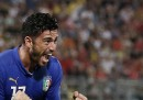 L'Italia ha battuto Malta per 1-0