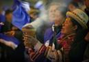 morales elezioni bolivia