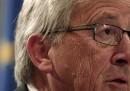 Juncker e le donne della Commissione europea