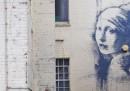 Il nuovo Banksy a Bristol