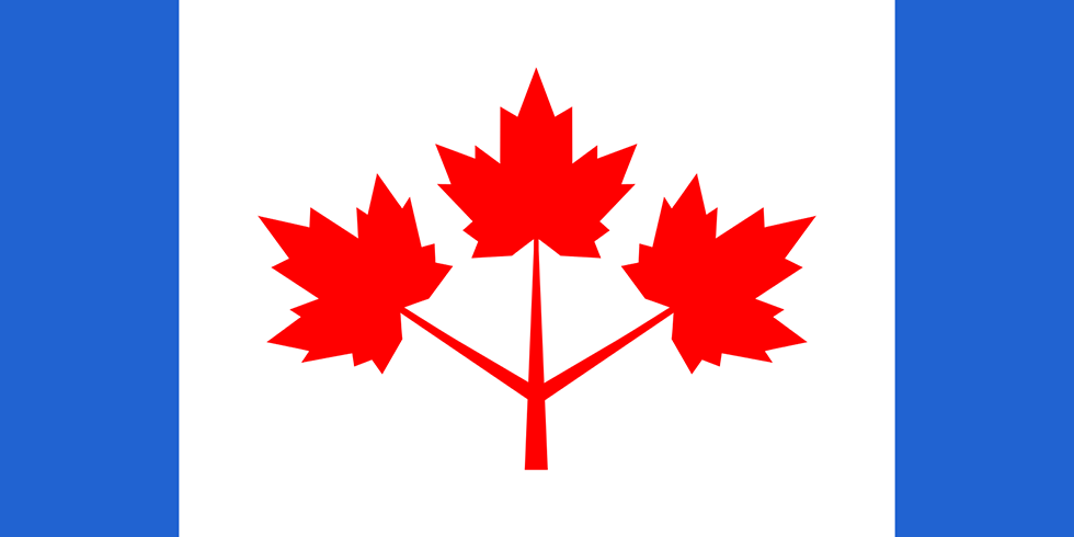 The canadian flag debate essay