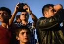 La battaglia di Kobane vista dal confine