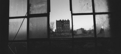 Le fotografie di fabbriche di David Lynch