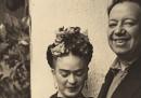 Diego Rivera e Frida Kahlo in mostra a Genova