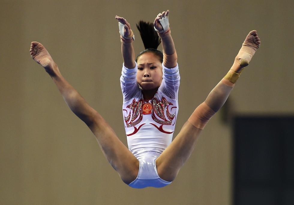 Le foto dei mondiali di ginnastica artistica il post