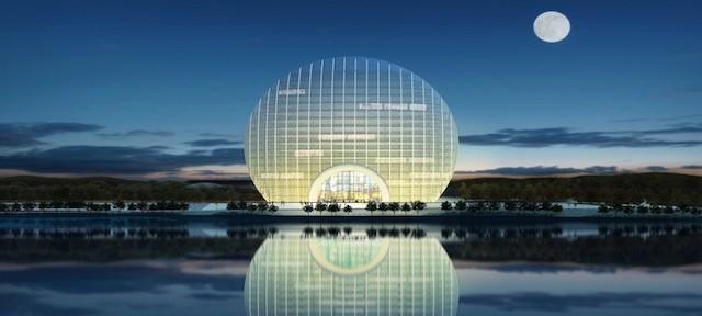 I 10 hotel pi belli del mondo scelti dal guardian il post for I mobili piu belli del mondo