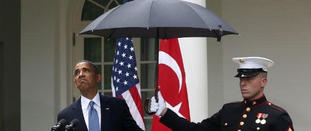 Home cultura la questione dei militari con l'ombrello