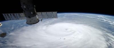 L'uragano Gonzalo alle Bermuda
