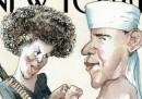 Le news sulle copertine del New Yorker