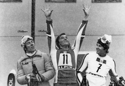 La vittoria di Piero Gros alle Olimpiadi