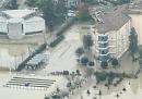 L'alluvione a Parma