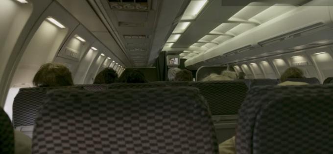 Sei ore di volo - noiosissime - con una compagnia aerea scadente