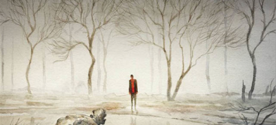 La copertina di Dylan Dog disegnata da Gipi