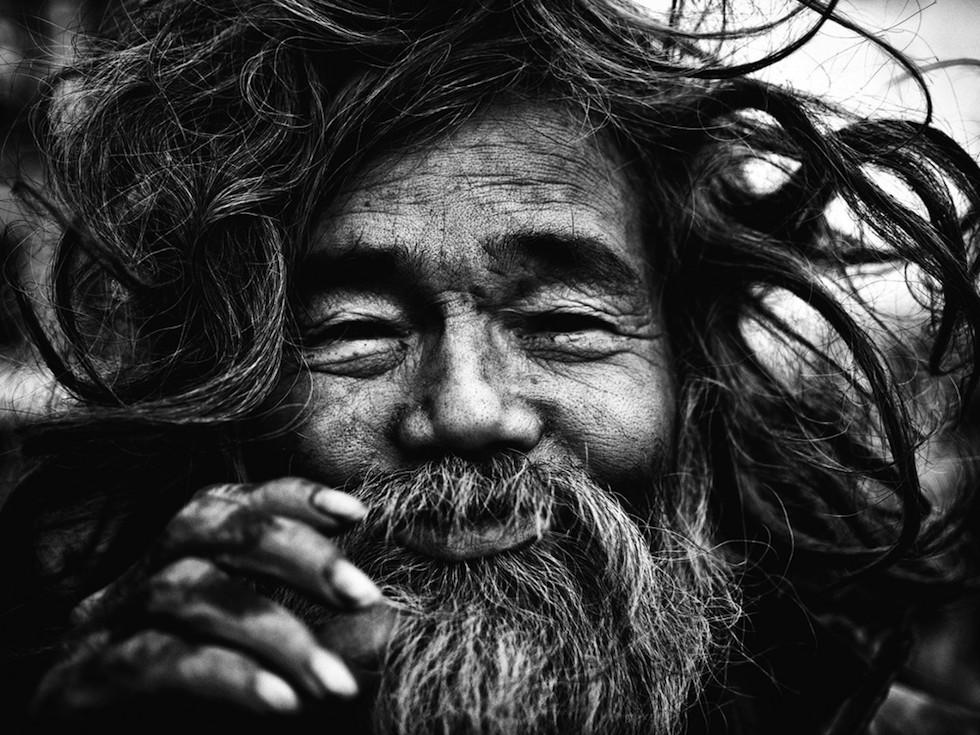 Le facce di tokyo in bianco e nero il post for Foto hd bianco e nero