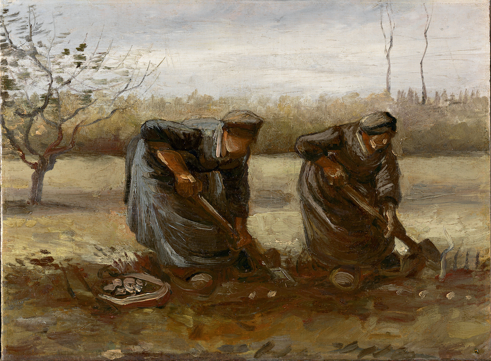 La mostra di van gogh a milano il post for La citta con il museo van gogh