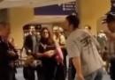 L'aggressione omofoba all'aeroporto di Dallas, in Texas