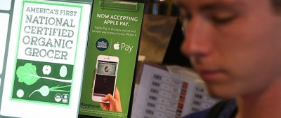 Una giornata con Apple Pay