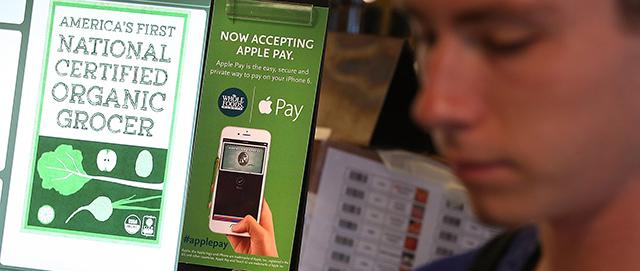 Una giornata con Apple Pay