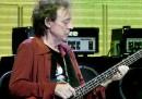 È morto Jack Bruce, 71enne ex bassista dei Cream