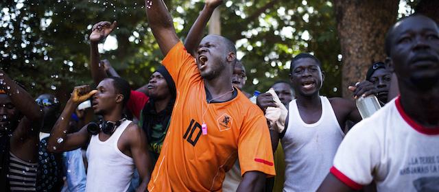 Burkina Faso Politics