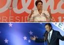 In Brasile Neves al ballottaggio con Rousseff
