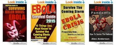 Il business degli ebook allarmisti su ebola