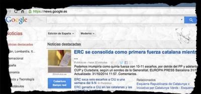 Google dovrà pagare per le anteprime degli articoli in Spagna