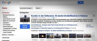 Google ha vinto contro i giornali tedeschi?