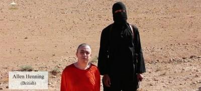 L'uccisione di Alan Henning